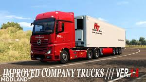 Improved Company Trucks 1.8 Mod For ETS 2 Trucking Company Coercion Frequently Leads To Driver Fatigue Shell Airflow Truck Debut Ergyefficient Class 8 Truck Used Street Sweepers And Cleaning Trucks Haaker Equipment Higher Standard Tile Stone Drivers Atlas Llc Start 2018 Using Business Line Of Credit For My Tesla Sued For 2 Billion By Hydrogen Startup Over Alleged Driver Shortage Intermodal Cartages Solution Is 30 Pay Raise Schneiders New Spec Designed Drivers News How Thrive As A Simons Acela Expands Its Line Of High Waterflood Rescue Trucks Our Buchan Hauling Rigging