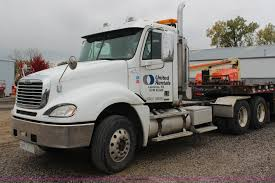 100 Semi Trucks For Sale In Kansas 2007 Freightliner Columbia CL120ST Semi Truck Item H7954