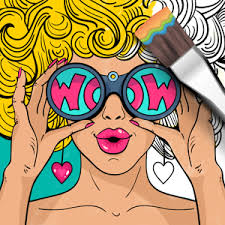 Free Girls Coloring Book APK For Windows 8