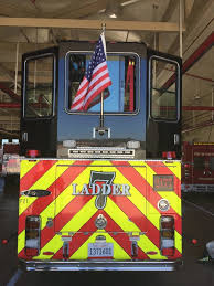 100 Truck Flag Mount Fire Better Spring Fire Apparatus Pole