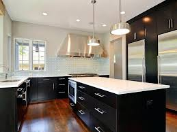 Kitchen Cabinets Countertops And Flooring Combinations Large Size Of Floor Dark Black