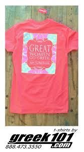 Cal Poly Pumpkin Patch Promo Code by Greek101 Panhellenic Sorority Recruitment T Shirt Great Women Go