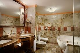 deco imperial hotel imperial suite bathroom with