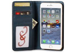 Bella Fino iPhone 8 Plus Wallet Case