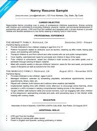 Resume Examples Housekeeping This Is For Job