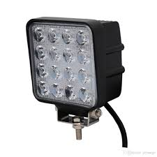 16x3w 48w 12v 24v Spot Lamp Led Work Light Bar Boat Tractor Truck ... China High Intensity Bridgelux Led Truck Work Light Gf006z03 Pair Of New 7x6 54w Led Headlight Square Car Small 26 10w Offroad Auto Lamp Suv 700lm 240w Bar Boat Tractor 4x4 4wd Suv Lights For Trucks Jinchu Work Light Halogen Offroad Atv Truck Quad Flood Lamp 18w 6x 5 Inch 45w 3300lm 15x Leds Dc 1030v 4wd 7inch Spot Beam 36w Trucklites Signalstat Line Now Offers White Auxiliary Lighting 2pcs 10w Motorcycle Bicycle Spot 30 Degree Amazonca Accent Off Road