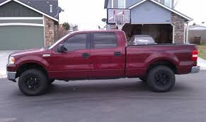 post pics of 33 inch tires F150online Forums