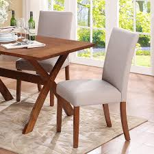 Wayfair Upholstered Dining Room Chairs by Dining Room Black Trestle Dining Table With Upholstered Dining