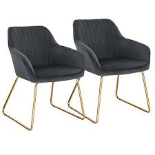 4 esszimmer polsterstühle 2 x stühle 2 x sessel
