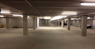 Free Basement Parking Space