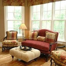 Country Style Living Room Sets by Red Fabric Chair Foter