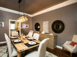Restoration Hardware Wood Curtain Rods by Dazzling Dining Room With Grey Wall Paint And Restoration Hardware