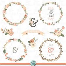 Wedding Embroidery Cliparts 2591107