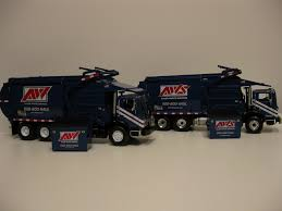 First Gear Allied Waste Toy Garbage Trucks, First Gear Garbage Truck ...