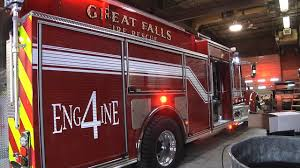Great Falls Fire Rescue Receives