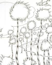 The Lorax Book Pages