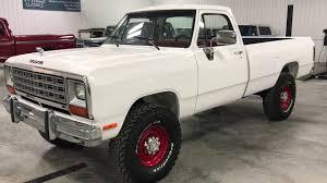 100 1985 Dodge Truck DODGE W250 YouTube