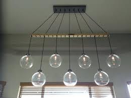 New Diy Pendant Light Cord Stylish Hanging Lamp Kit Standard Base Modern Copper Suspension