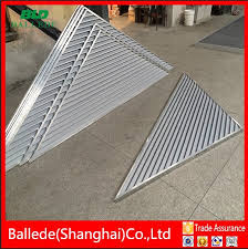 extruded aluminum triangle gable vent buy triangle gable vent