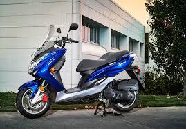 Honda Scooter 150cc Photo