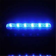 neon pour voiture exterieur 2 x 6 jour led bleu et le conduite pour voiture shop2tout