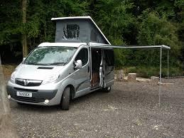 Our Renault Trafic Vauxhall Vivaro Or Nissan Primastar Camper Van Conversion In The Ever Popular