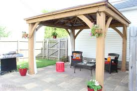 How To Build A Pavilion In A Weekend - Everyday Shortcuts Backyard Bar Plans Free Gazebo How To Build A Gazebo Patio Cover Hogares Pinterest Patios And Covered Patios Pergola Hgtv Tips For An Outdoor Kitchen Diy Choose The Best Home Design Ideas Kits Planning 12 X 20 Timber Frame Oversized Hammock Hangout Your Garden Lovers Club Pnic Pavilion Bing Images Pavilions Horizon Structures Outdoor Pavilion Plan Build X25 Beautiful