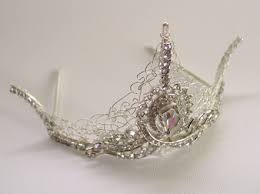 Chantal Mallett VINTAGE REVIVAL Crowns And Tiaras