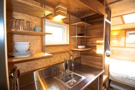 An Affordable Tiny House Design To Take Off The Grid Or Into The ... How To Mix Styles In Tiny Home Interior Design Small And House Ideas Very But Homes Part 1 Bedrooms Linens Rakdesign Luxury 21 Youtube The Biggest Concerns On Tips To Get Right Fniture Wanderlttinyhouseonwheels_5 Idesignarch Loft Modern Designs Amazing