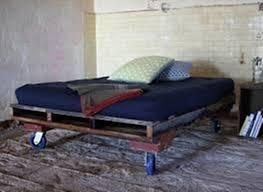 Pallet Bed Frame For Sale by Bed Frame Pallets Pallet Bedframe For A Nice Book Shelf Diy Bed