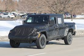 Jeep Scrambler Pickup Shows Its Tailgate In New Spy Photos | Off ... The Long Illtrious History Of Jeep Pickup Trucks Top Speed Scrambler Shows Its Tailgate In New Spy Photos Off Dont Wait For The Just Get This 84 J10 Gear Patrol Heres Why Wrangler Truck Is Awesome Youtube To Debut At La Auto Show November 1963 Willys 2018 Reviews And Pics 20 Gladiator Offroad Here Everything You Need Pickup Secrets Revealed Truck Will Debut 28 Fox Of Trucks Ruled Upcoming Finally Has A Name Autoguidecom News Promised For Has Us Scrambling Find Out What It