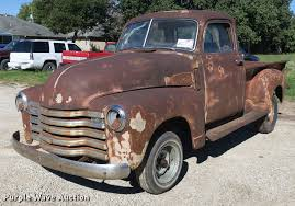 1951 Chevrolet Pickup Truck | Item DB8961 | Wednesday Novemb...
