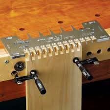 leigh u0027s r9 plus joinery system for dovetails and finger joints