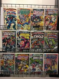 OPERATION GALACTIC STORM 1 19 Complete AVENGERS Xover HipComic
