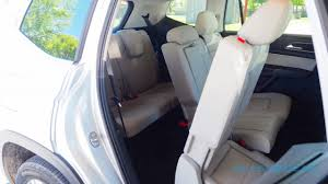 Luxury Suv With Second Row Captain Chairs by 2018 Vw Atlas First Drive A 7 Seater Suv To Dethrone Explorer