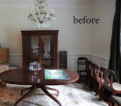 Best Chalk Paint Dining Table Fascinating For Room