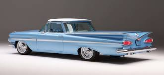 1959 El Camino, Is It A Custom Truck Or Custom Car? - Hot Rod Network Chevrolet Chevy Cars Muscle Ss Vintage El Camino Usa Pickup Truck The El Camino Royal Knight 781983 Phscollectcarworld 1970 Chevy Vs 2004 Ssr Generation Gap Pickup Cars 196466 Rl Doors Prices Vary Depending On List Of Carbased Pick Ups Utes Conquista 1987 1973 Monster Truck For Gta San Andreas Classic Car For Sale 1968 In Kenosha Vintage Stock Photos Daily Turismo Hot Rod 1975 Laguna S3 Informations Articles Bestcarmagcom