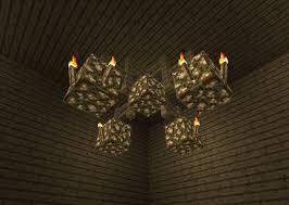 Minecraft Redstone Glowstone Lamp by Lighting Minecraftdesign Wiki Fandom Powered By Wikia