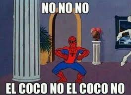 el coco no for william our spider man cubs pinterest