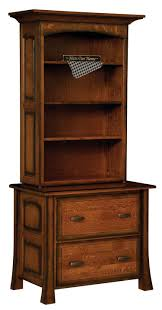 Three Drawer Filing Cabinet Wood by Solid Wood Filing Cabinets For Home Usashare Us