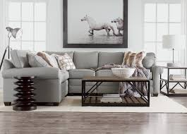 Ethan Allen Bennett Sofa by Beam Metal Base Coffee Table Coffee Tables