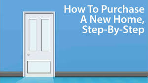 How To Purchase A Home Step By First Time