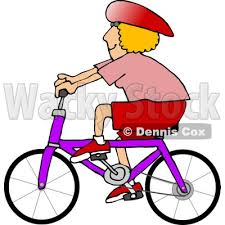 Bicycle Clipart Bike Ride Isimez Riding A Graphic Freeuse Library