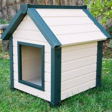 New Age Pets Bunkhouse Style Dog House Small