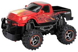 100 New Bright Rc Trucks RC Predator Truck 124 4123024 Argos Price Tracker