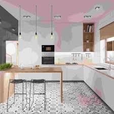 skandinavische küche stilvoll einrichten 50 ideen und