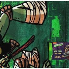 Ninja Turtle Themed Bathroom by Nickelodeon Teenage Mutant Ninja Turtles Bath Towel Walmart Com