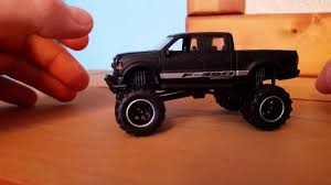 Jada Just Trucks 2008 Ford F-350 - YouTube