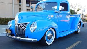 1941 Ford Pick-Up Hopped Up Original Flathead V8 C4 Auto Flat-O ...