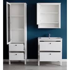 günstiges badmöbel set ole 4 teilig 125 cm furn direct24